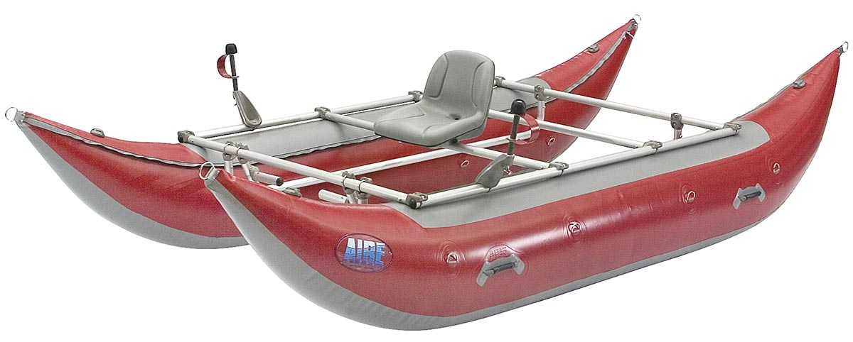 AIRE Whitewater Cataraft Wave Destroyer 12