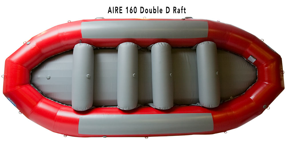 AIRE 160 DD Raft