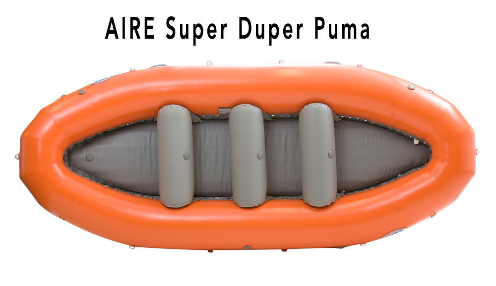 AIRE Super Duper Whitewater Raft