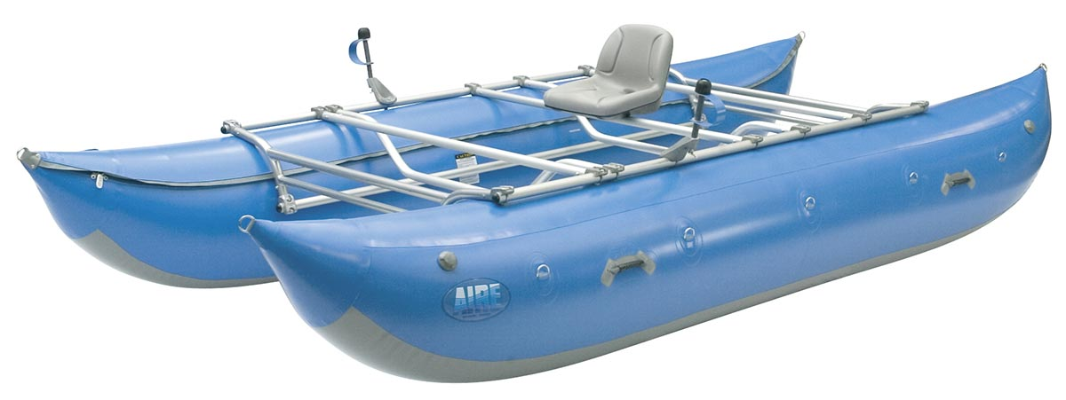 AIRE Whitewater Cataraft Lion 14