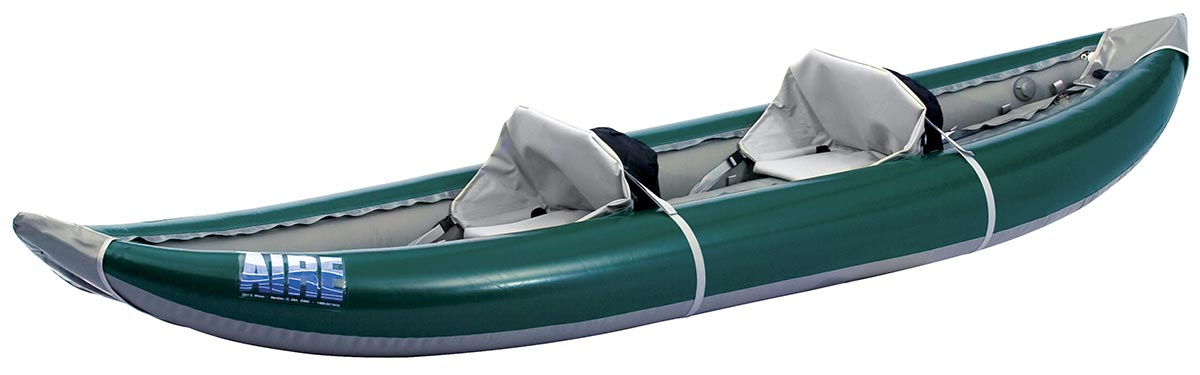 AIRE Lynx II Whitewater Inflatable Kayak