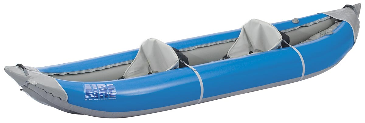 AIRE Outfitter II Whitewater Inflatable Kayak