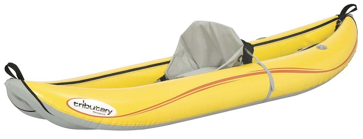 AIRE Tributary Tomcat LV Inflatable Kayak