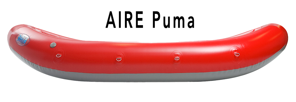AIRE Puma Raft Side