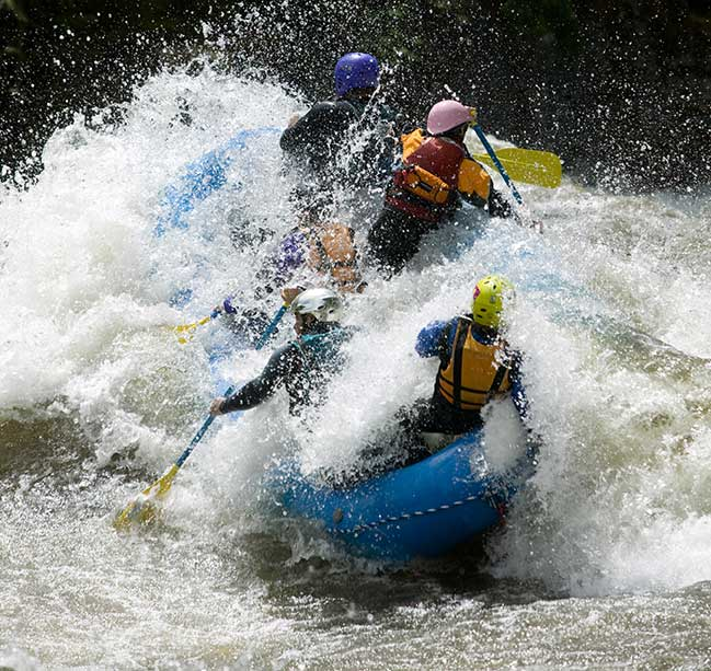 AIRE Raft Lochsa River Idaho - AIRE Raft Specialists