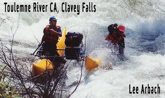 Lee Arbach Toulemne River California