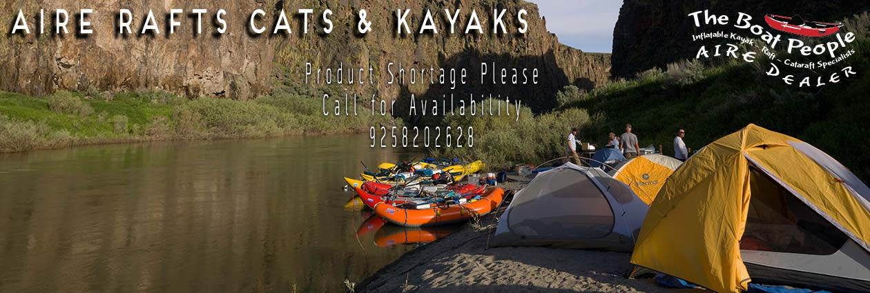 AIRE's First Raft Dealer in California